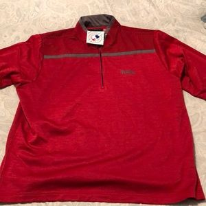 Philadelphia Phillies Antigua quarter zip
